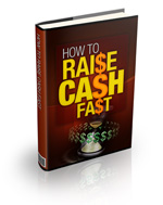 Quick Profit Online - How to Raise Cash Fast Cover