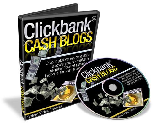 Quick Profit Online - Blogging cash System Cover