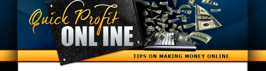 Quick Profit Online Header