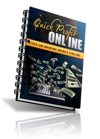 Quick Profit Online Cover